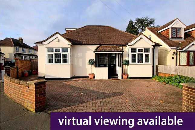 Bungalow for sale in Florence Avenue, New Haw, Surrey