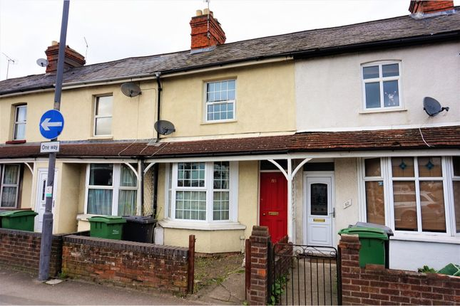 Thumbnail Terraced house for sale in Kings Road, Newbury