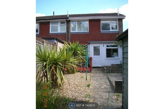 Thumbnail End terrace house to rent in Macdonald Road, Farnham