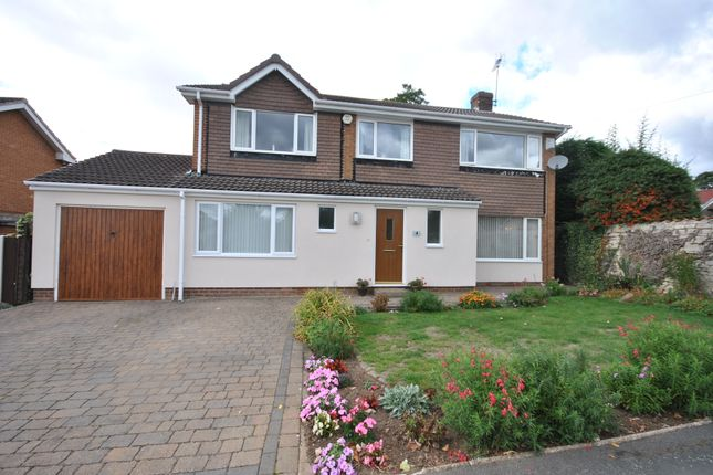 Thumbnail Detached house for sale in York Road, Tickhill, Doncaster
