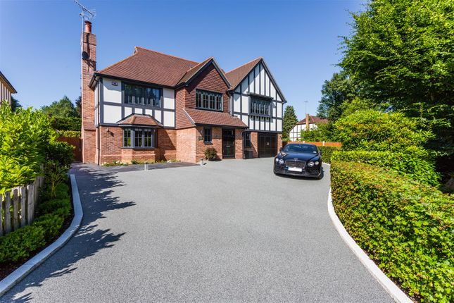 Thumbnail Detached house for sale in Longaford Way, Hutton, Brentwood