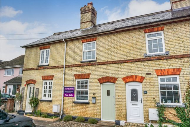 Thumbnail Terraced house for sale in Newtown, Henlow