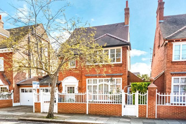 Thumbnail Detached house for sale in Queen Annes Gardens, London