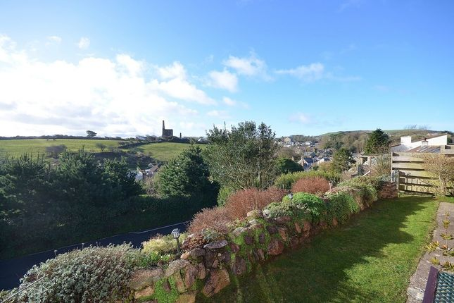 Thumbnail Detached bungalow for sale in Lambourne Avenue, Wheal Kitty, St. Agnes
