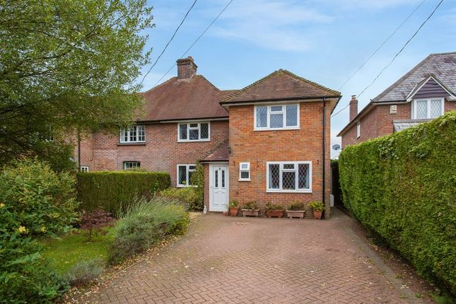 Thumbnail Semi-detached house for sale in Heath End Road, Great Kingshill, High Wycombe
