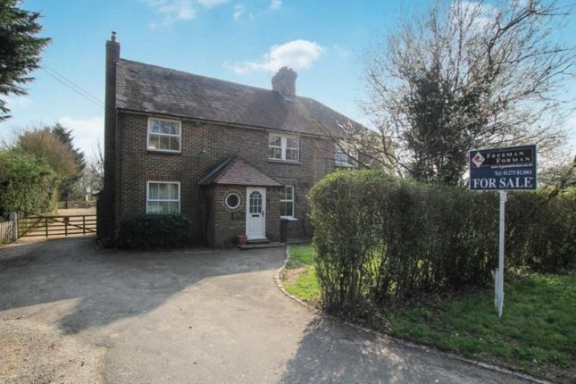 Thumbnail Equestrian property for sale in Home Farm Cottages, Lewes Road, Laughton, Lewes