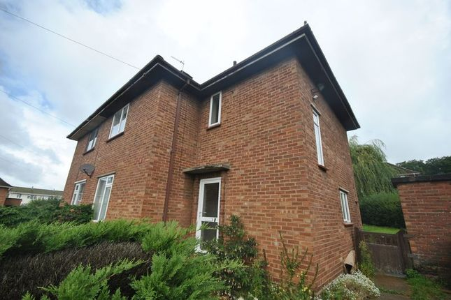 Thumbnail Semi-detached house for sale in Brereton Close, Norwich