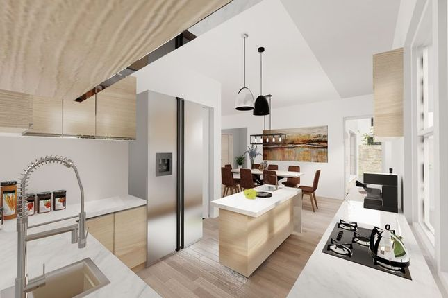 Proposed Kitchen of Freshwater Lane, St. Mawes, Truro TR2