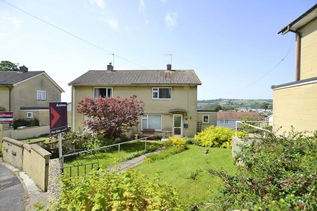 Thumbnail Semi-detached house for sale in Sheridan Road, Bath, Somerset