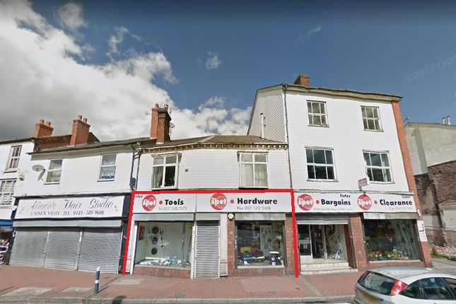Thumbnail Retail premises to let in Market Place, Tipton