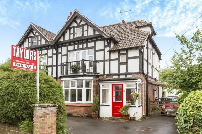 Thumbnail Semi-detached house for sale in Shaw Green Lane, Prestbury, Cheltenham, Gloucestershire