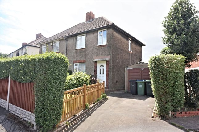 Thumbnail Semi-detached house for sale in Mansion Crescent, Smethwick