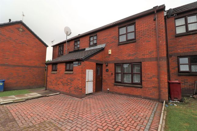 Thumbnail Mews house for sale in Oxford Close, Blackburn