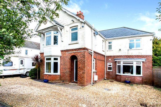 Thumbnail Detached house for sale in Bere Road, Wareham