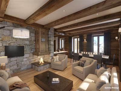 Thumbnail Apartment for sale in St-Martin-De-Belleville, Savoie, France