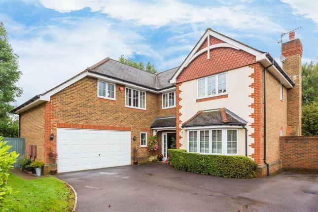 Thumbnail Detached house for sale in Cedar Close, Chesham, Buckinghamshire