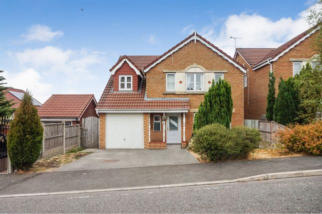 Thumbnail Detached house for sale in Highmeadow, Upholland, Skelmersdale