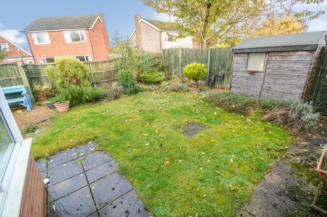 Garden of Ryland Gardens, Welton, Lincoln, Lincolnshire LN2