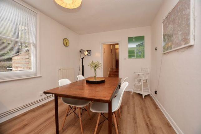 Dining Area of Garden Flat, Kingston Road, Teddington TW11