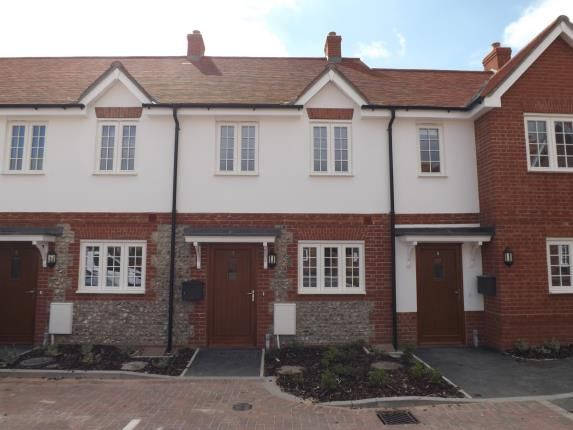 2 bed terraced house for sale in Old Dairy, Okeford Fitzpaine, Blandford Forum