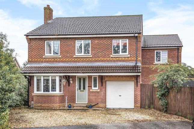 Thumbnail Detached house for sale in Walkington Drive, Market Weighton, York