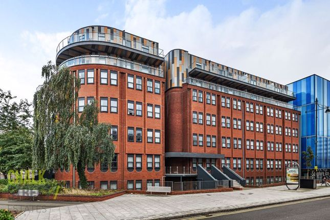 2 bed flat for sale in Verve Apartments, Mercury Gardens, Romford RM1