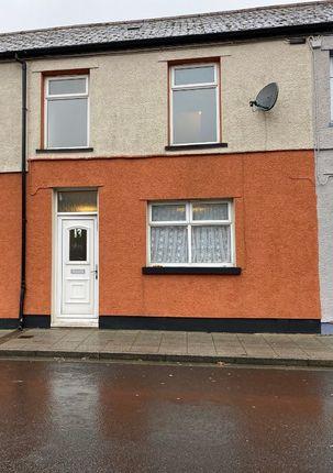 Thumbnail Terraced house to rent in Ceridwen Street, Maerdy -, Ferndale