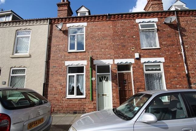Thumbnail Terraced house to rent in Parliament Street, Goole