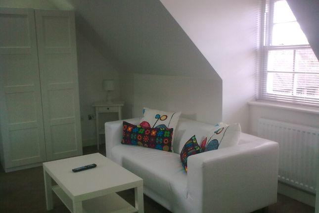 Thumbnail Flat to rent in Homesteads, Shenley Church End, Milton Keynes
