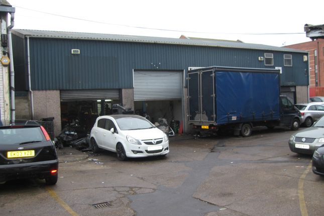 Thumbnail Industrial for sale in Kemp Road, Dagenham