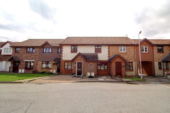 Thumbnail Terraced house for sale in Allison Close, Cove Bay, Aberdeen