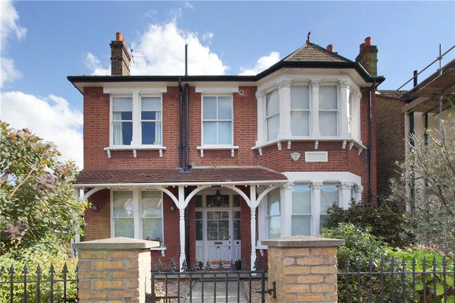 Thumbnail Detached house for sale in Mitcham Lane, Furzedown, London