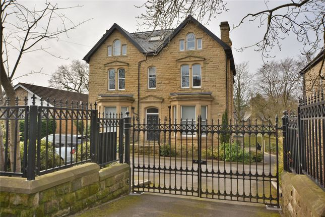 Main External of The Victoria, Park Crescent, Roundhay, Leeds LS8