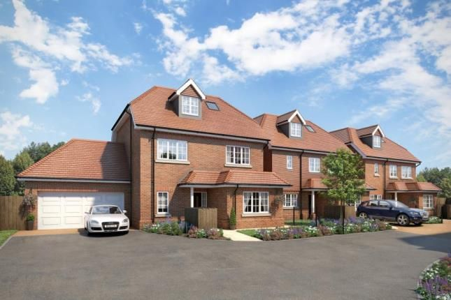 Thumbnail Detached house for sale in Hanbury Mews, Orchard Avenue, Shirley