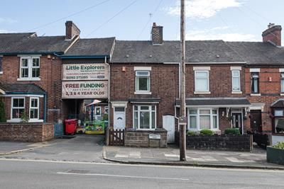 Thumbnail Commercial property to let in 380 Werrington Road, Bucknall, Stoke-On-Trent