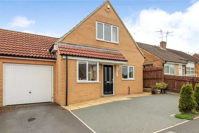 Thumbnail Detached house for sale in Poplar Way, Harrogate, North Yorkshire