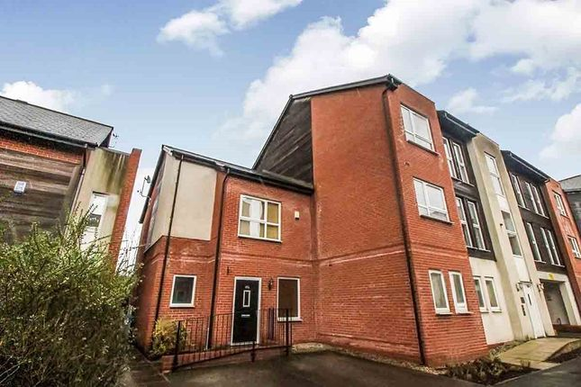 Thumbnail Terraced house to rent in Georgia Avenue, West Didsbury, Manchester