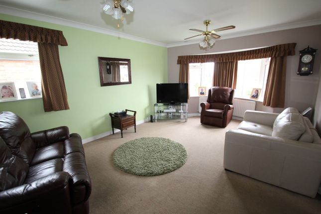 Thumbnail Detached bungalow for sale in Overdale Road, Wombwell