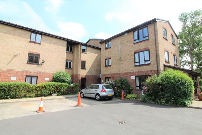 Thumbnail Property to rent in Churchill Court, Ainsley Close, London