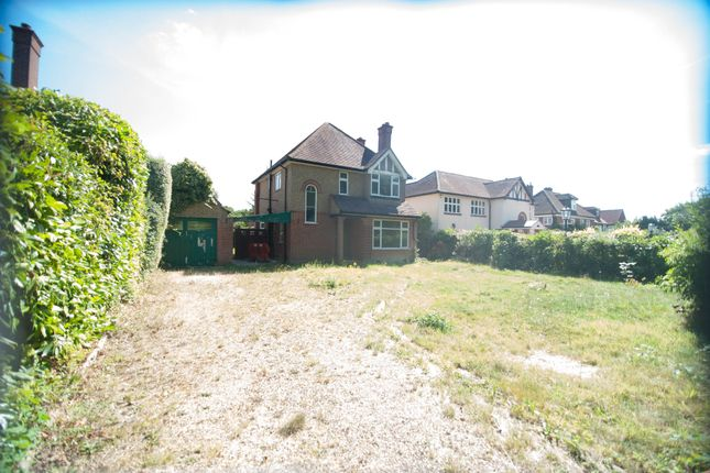 Thumbnail Land for sale in The Drive, Ickenham