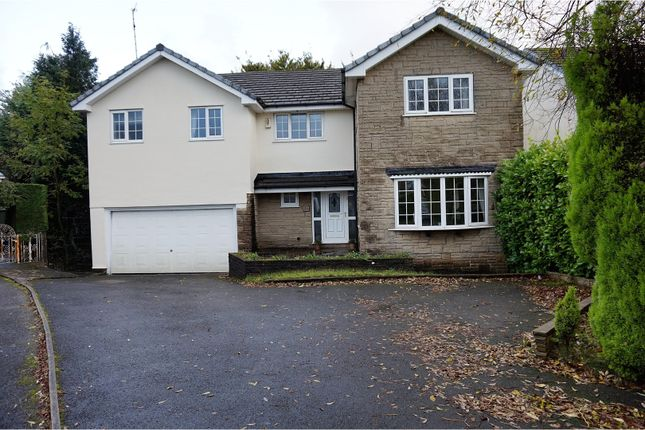 Thumbnail Detached house for sale in Lowerfold Drive, Rochdale