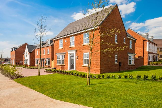 "Thumbnail Detached house for sale in ""Avondale"" at Bayswater Square, Stafford"