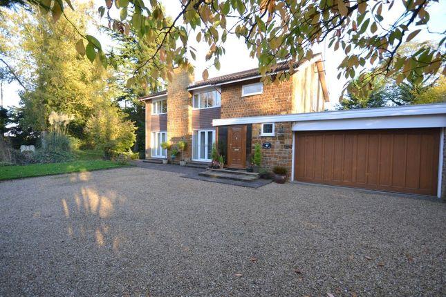 Thumbnail Detached house for sale in Horton Park, Horton, Northampton