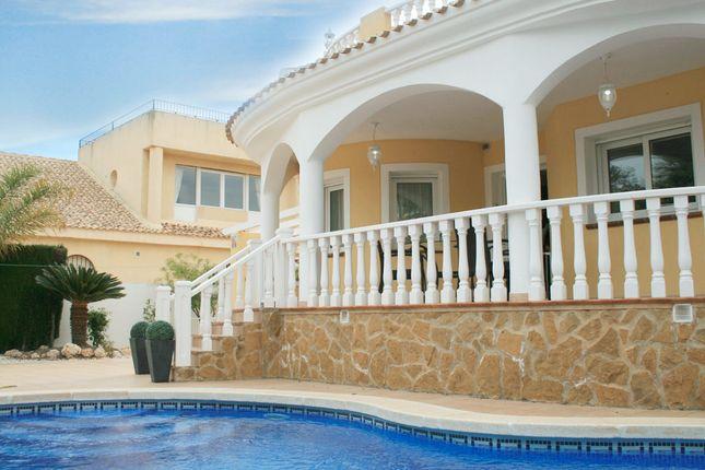 Thumbnail Villa for sale in Los Urrutias 4 Bedroom Detached Villa With Pool, Spain