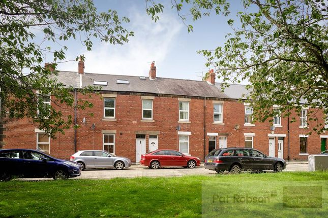 Thumbnail 4 bed maisonette to rent in William Street, Gosforth, Newcastle Upon Tyne