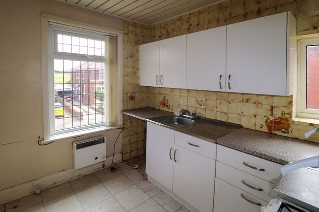 Kitchen of Cornwall Avenue, Bispham, Blackpool FY2