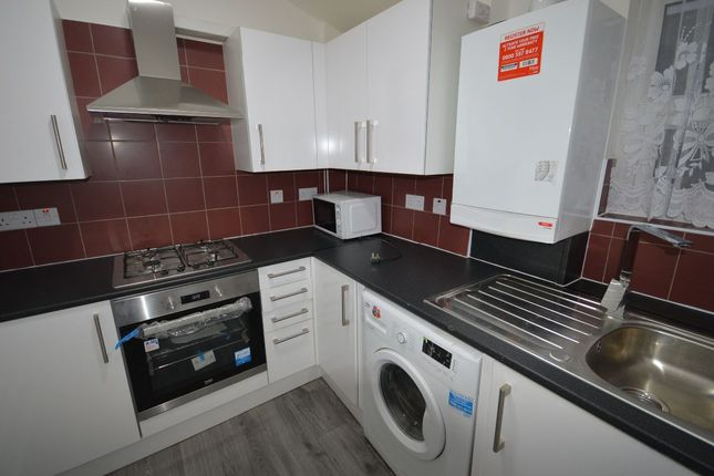 Thumbnail Flat for sale in Gwendoline Avenue, London