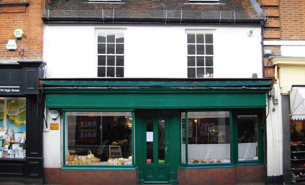 Thumbnail Retail premises to let in 66 High Street, Godalming Surrey
