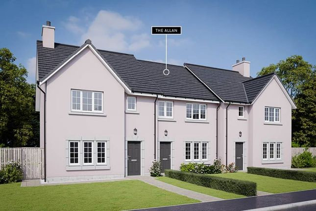 """Thumbnail Terraced house for sale in """"Allan"""" at Laverock Braes Wynd, Grandhome, Bridge Of Don"""