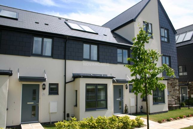 Thumbnail 3 bed terraced house to rent in Plymbridge Road, Glenholt, Plymouth